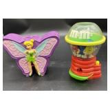 Twinkle Bell Porcelain piggybank, and M&M