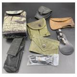 Holsters, cases & more