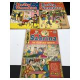 3-Vintage Comic Book