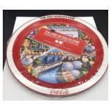1982 Worlds Fair Coca-Cola Tray sealed in plastic