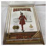 Beefeater London Distiller Dry Gin mirror,