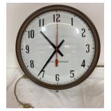 Seth Thomas vintage Wall Clock, Made in USA