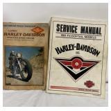 Harley Davidson sportster service manuals for