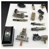 Vintage Switches and Relays