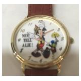 Disney Pinocchio watch in case