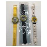2 Blockbuster video watches and time to sew