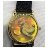 Mickey Mouse Fantasia hologram watch