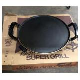 Vintage Astor super grill model 730-01 Has been