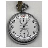 RARE SWISS C.L. GUINAND LOCLE STOP WATCH