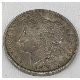 1878 Silver Morgan Dollar