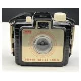 Vintage Kodak Brownie Bullet Camera