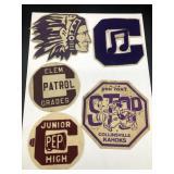 Vintage Collinsville High School Items