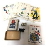 Vintage kids games and 1972 Disney Guest of Honor