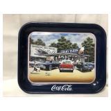 Metal Coca Cola Dairy Queen tray 13x10
