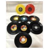 9 vintage vinyl children