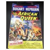"""11""""x17"""" African Queen Movie Poster"""