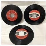 3 vintage vinyl records from Scepter Records
