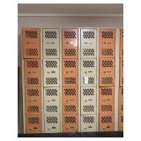 5' x 7' Locker Cabinet with