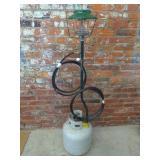 Coleman Double Mantle Lantern, Distribution Tree