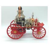 Sealed Decanter 1867 Mississippi Fire Engine No.
