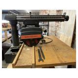 Craftsman 10 Inch Radial Arm Saw, (2) Wood Saw
