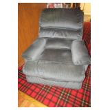 Rocker recliner  Blue
