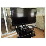 "LG  LCD TV 55"" with stand"