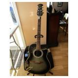Celebrity by Ovation guitar electric with pick up