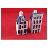 pair of KLM houses