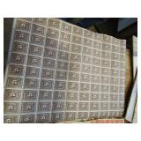 Custom Duty Stamps 200- 2 cent; 200, 5 cent