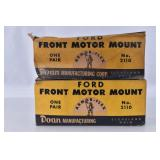 Doan Ford Front Motor Mount 2110 Qty 2 pair
