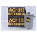 AC Kleer Kleen OIl Filter Type L1 2100 8 Qty 2