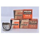 Fram Air Filter CA6 Qty 5
