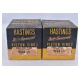 Hastings Piston Rings Double Check Set 9524 Qty 2