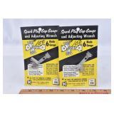 Kastar Spark Plug Gap Gauge Qty 2