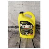 full jug of Prestone
