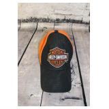 Harley baseball hat