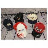 5 Baseball hats