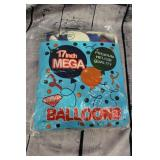 "Bag of 72 17"" Heavy duty balloons unopened"