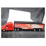 Dale Earnhardt Coca-cola hauler