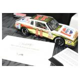 Darrell Waltrip Autographed #11 pepsi car NASCAR