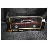 Maista 1969 Ford Torino Talladga