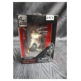Star Wars Titanium Action figure .