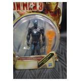 Iron Man Action figure .