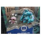 Monsters Inc Action figure