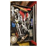 Wrench drawer clean out