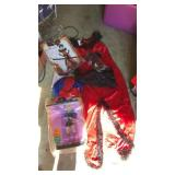 Halloween costumes size M