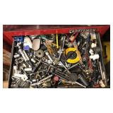 Tool drawer clean out