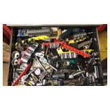 Socket drawer clean out
