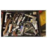 Air tool drawer clean out